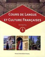 COURS DE LANGUE ET CULTURE FRANCAISES. 1