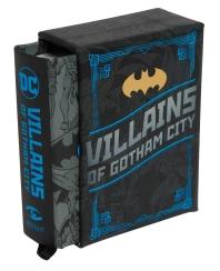 DC Comics: Villains of Gotham City (Tiny Book)