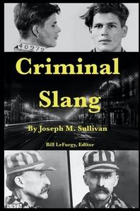 Criminal Slang