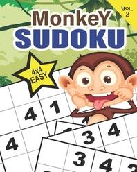 Monkey Sudoku Vol. 2 Easy