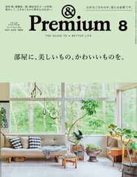 안도프리미엄 &PREMIUM 2021.08