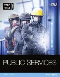 BTEC First in Public Services