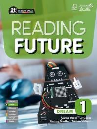 Reading Future Dream 1 (SB+CD)