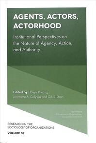 Agents, Actors, Actorhood