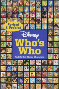 Disney Who's Who (Refresh)