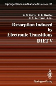 Desorption Induced by Electronic Transitions Diet V