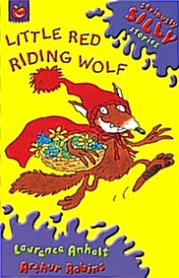 Little Red Riding Wolf (Book & CD)