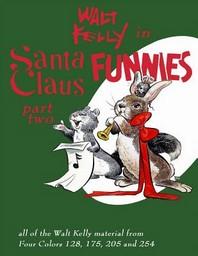 Walt Kelly In Santa Claus Funnies Part #2