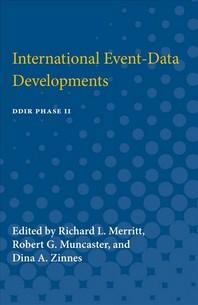 International Event-Data Developments