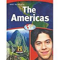 Holt McDougal World Geography'12 The Americas SB