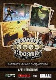 Savage Worlds Spielleiterschirm