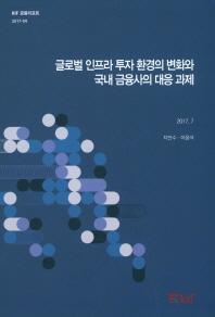 글로벌 인프라 투자 환경의 변화와 국내 금융사의 대응 과제