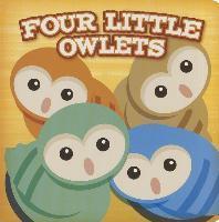 Four Little Owlets