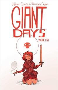 Giant Days Vol. 5, 5