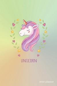 Unicorn 2020 Planner