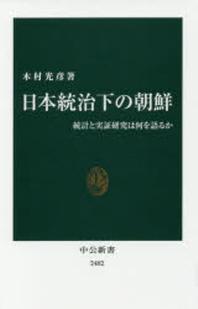 日本統治下の朝鮮