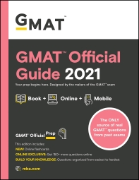 GMAT Official Guide 2021