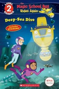 Deep-Sea Dive (the Magic School Bus
