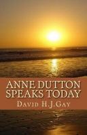 Anne Dutton Speaks Today