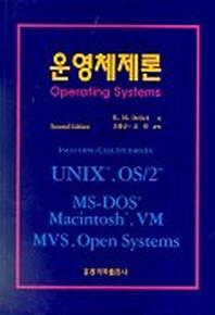 운영체제론  (OPERATING SYSTEMS - 2ND ED)