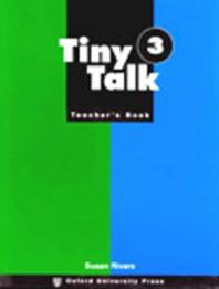 TINY TALK 3(TEACHER'S BOOK)