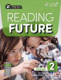 Reading Future Dream 2 (SB+CD)