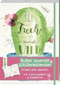 Bullet Journal Schuelerkalender - Sei frech
