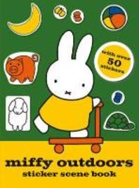 Miffy Sticker Scene Book