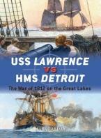 USS Lawrence Vs HMS Detroit