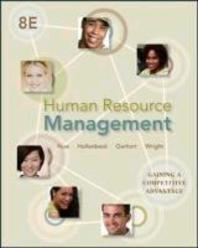 Human Resource Management with Connect Plus Online Access Code