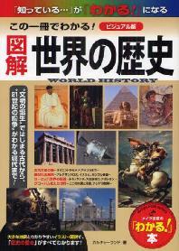 この一冊でわかる!圖解世界の歷史 ビジュアル版