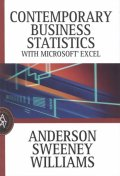 Contemporary Business Statistics With Microsoft Excel