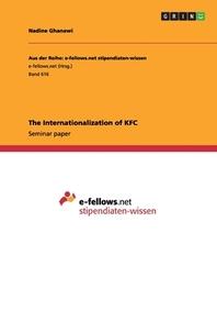 The Internationalization of KFC