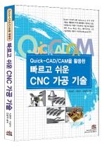 QUICK CAD CAM을 활용한 빠르고 쉬운 CNC 가공 기술