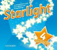 Starlight 4: Class Audio Cd