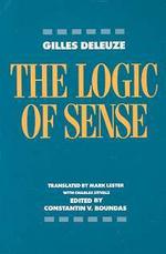The Logic of Sense (Revised)