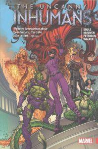 Uncanny Inhumans, Volume 1