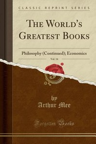 The World's Greatest Books, Vol. 14