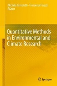 Quantitative Methods in Environmental and Climate Research