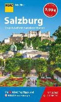 ADAC Reisefuehrer Salzburg