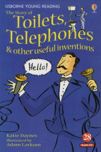 The Story of Toilets Telephones