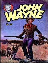 John Wayne Adventure Comics No. 27