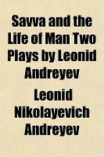 Savva and the Life of Man Two Plays by Leonid Andreyev