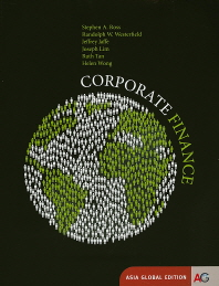 Corporate Finance (Asia Global Edition)