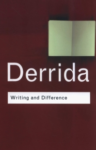 Writing & Difference