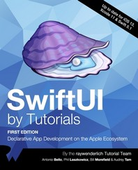 SwiftUI by Tutorials (First Edition)