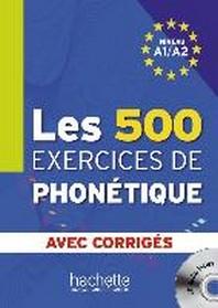 Les 500 Exercices De Phon?ique Livre De