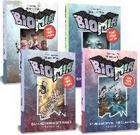 BIOMIA Collection - 4 Abenteuerromane fuer Minecrafter
