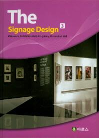 The Signage Design. 3