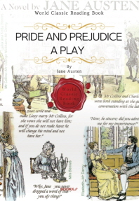 오만과 편견 (연극대본, 제인 오스틴 작품) : Pride and Prejudice, a play ㅣ영어원서ㅣ